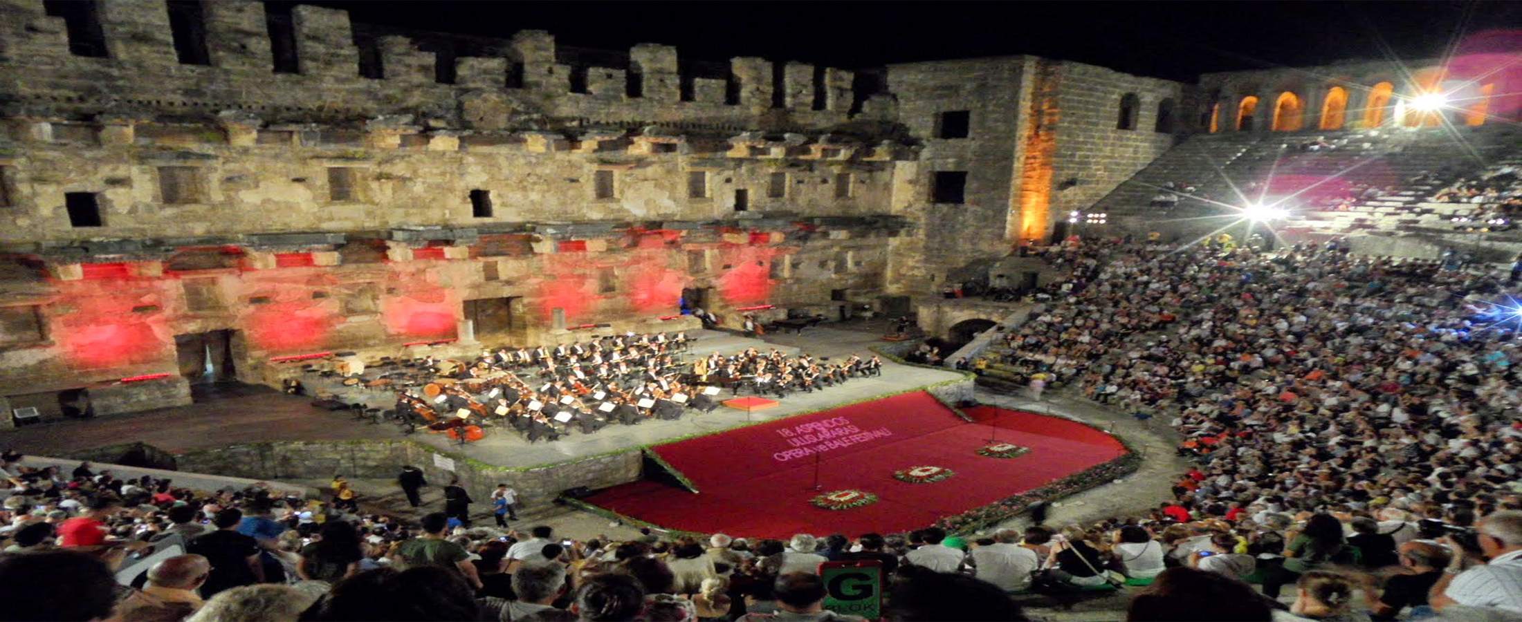 Aspendos International Opera and Ballet Festival