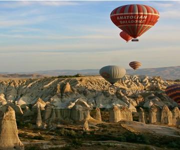 Hot Air Ballooning - Cappadocia
