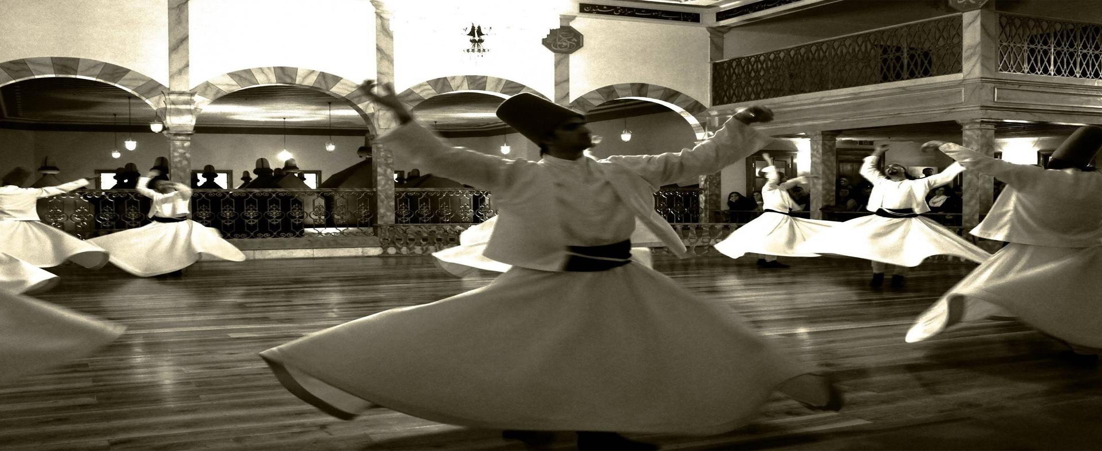 Mevlana Whirling Dervishes Konya